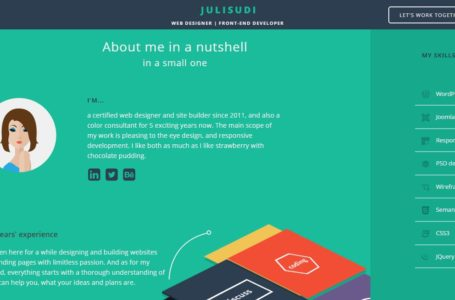 A Web Resume – Unleash Your Accessibility