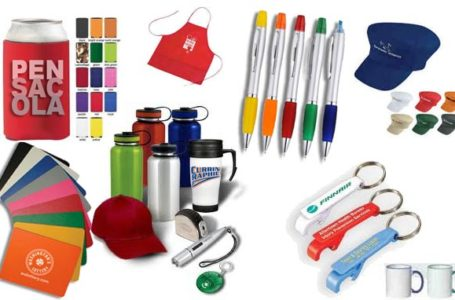 The Promotional Gifts and Their Work