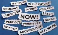 7 Things to Do to Avoid Procrastination